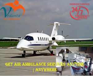 Air Ambulance Service in Kolkata