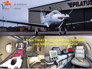 Air Ambulance Service in Jabalpur