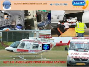 Air Ambulance Service in Mumbai
