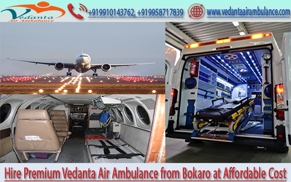 air-ambulance-bokaro-Vedanta-Air-Ambulance