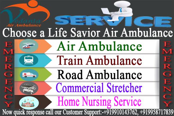Vedanta-Air-Ambulance-Bangalore-Jamshedpur
