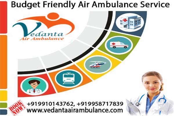 Vedanta-Air-Ambulance-Bikaner-Chandigarh