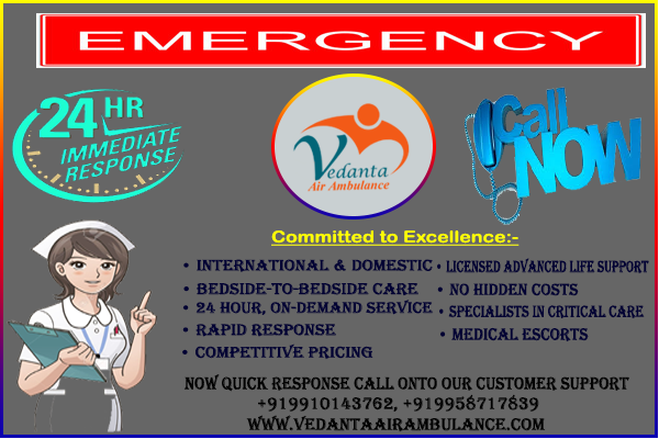 Vedanta-Air-Ambulance-Lucknow-Bhubaneswar