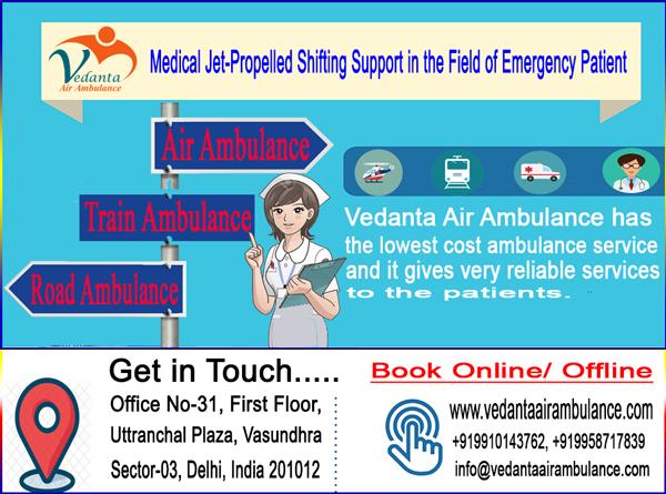 vedanta-Air-Ambulance-Silchar-Dimapur