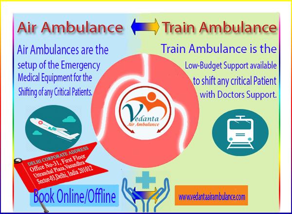 vedanta-Air-Ambulance-Siliguri-Bagdogra